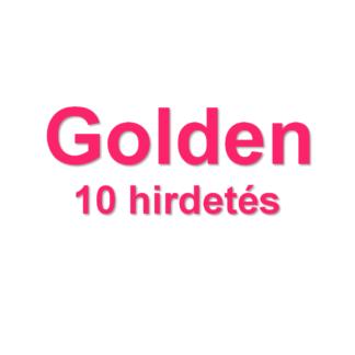 Golden hirdetés | AgenaJobs. com
